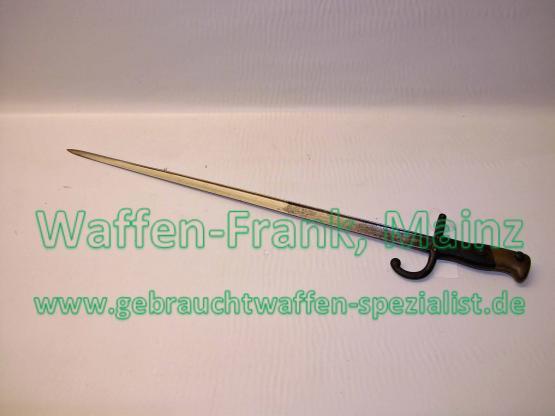 Französisch Herst. unbekannt Mod. 1874 / für Gras-Gewehr