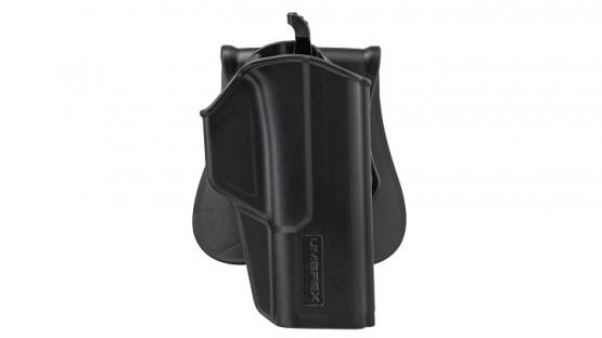 Paddle Holster f. Glock 17 inkl. Release Button