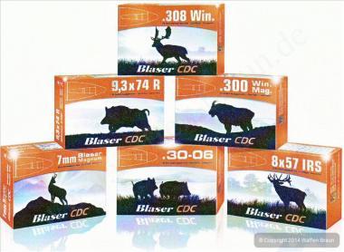 Blaser CDC- bleifrei 7x64 9,4g/145 grain 20 Stück