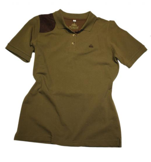 Polo-Shirt mit Patches