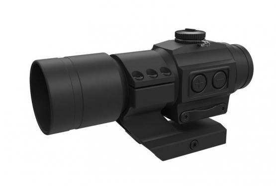 Holosun HS406A Rotpunktvisier (2MOA Red dot), TUBE RED DOT Reflex Visier