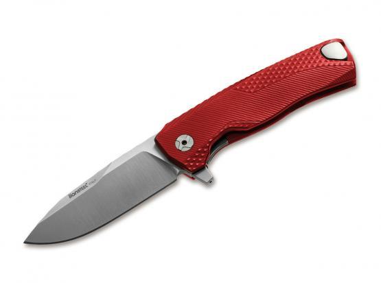 LionSteel ROK Aluminium Red Satin