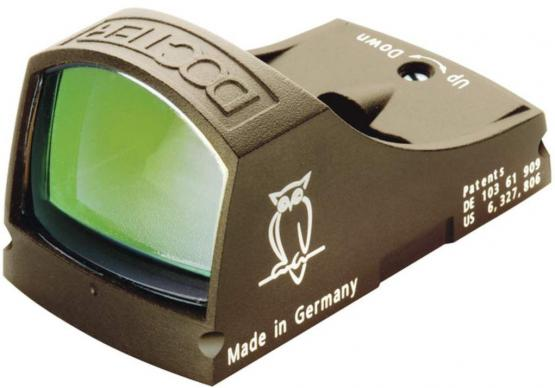 DOCTER sight C D 3,5, Farbe: FDE bronze