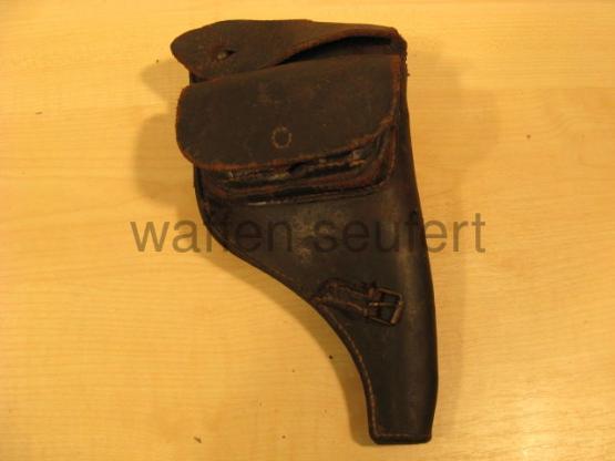 """Reichsrevolver 1883 """"Einheitliche Revolvertasche"""" M/91"""