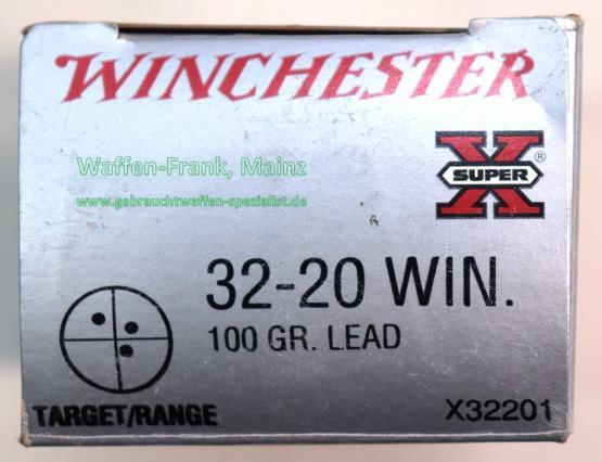 Winchester - USA Büchsenpatronen