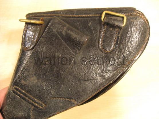 Koffertasche für Französischer Ordonanzrevolver M1874 für Offiziere
